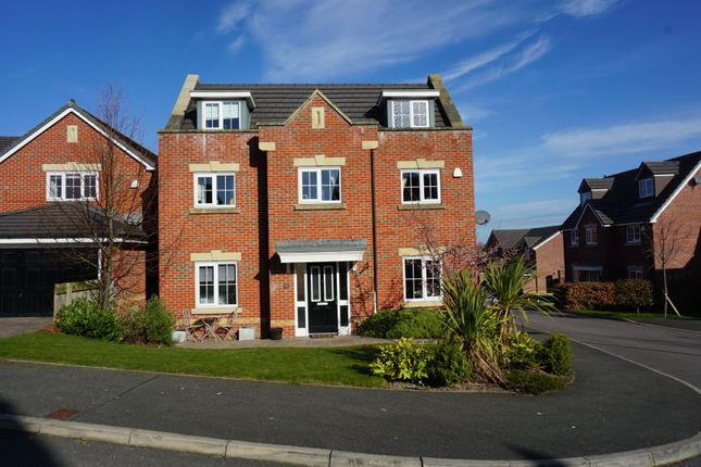 Thumbnail Detached house for sale in Min Y Ddol, Chester