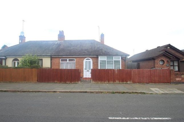 Thumbnail Bungalow to rent in Stokes Drive, Off Groby Road, Leicester, Leicestershire