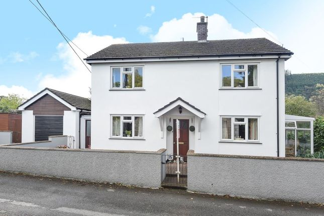 Thumbnail Detached house for sale in New Radnor, Powys