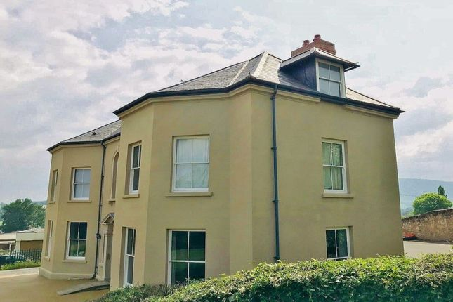Flat for sale in Plas Kynaston Lane, Cefn Mawr, Wrexham