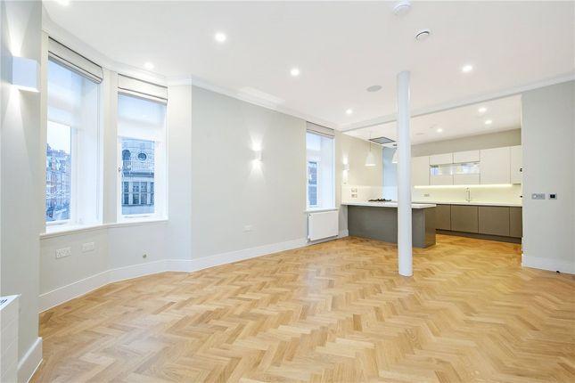 Thumbnail Flat to rent in New Cavendish Street, Marylebone, London