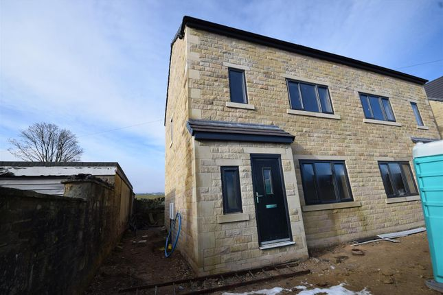 Thumbnail Semi-detached house for sale in Broomfield, Clayton, Bradford