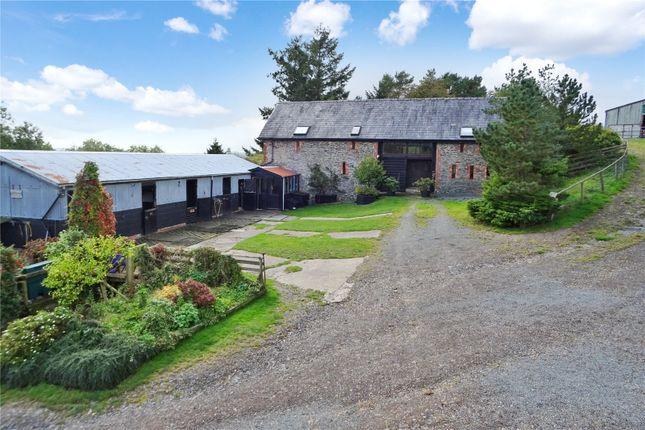Thumbnail Property for sale in Llanddewi, Llandrindod Wells, Powys