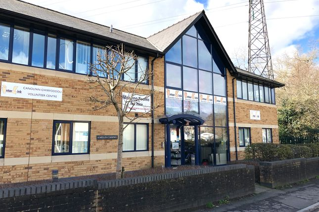 Thumbnail Office to let in Cardiff Road, Cardiff