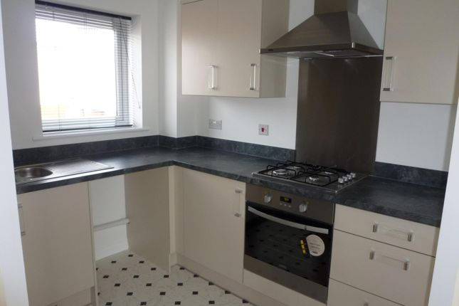 Thumbnail Flat to rent in Foxtail Road, Waterlooville