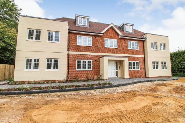 Thumbnail Flat for sale in The Dolmans, Shaw, Newbury