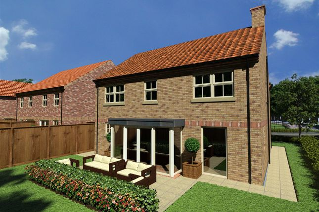 Thumbnail Detached house for sale in 9, Ferryman Close, Ferry Road, Wawne, Hull