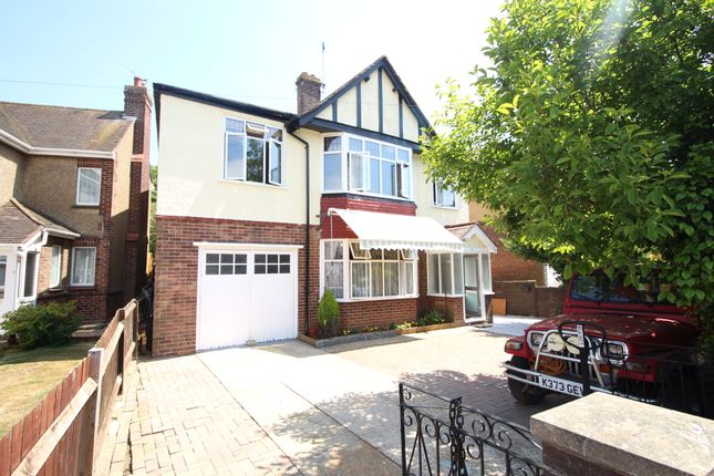 Thumbnail Detached house for sale in Beacon Hill Avenue, Harwich
