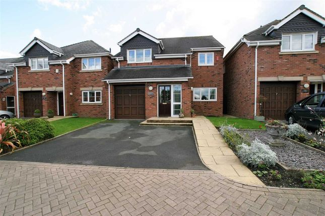 Thumbnail Detached house for sale in Irvine Road, Werrington, Stoke On Trent