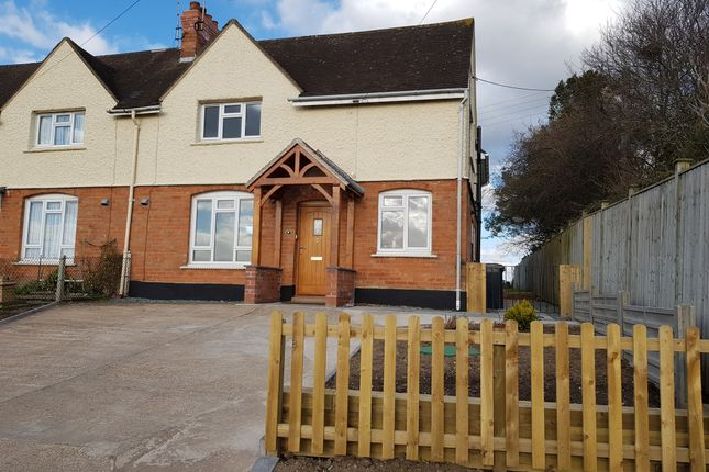 Thumbnail Semi-detached house for sale in Church Bank, Binton, Stratford-Upon-Avon