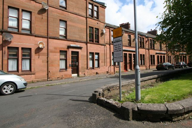 Thumbnail Flat for sale in Seamore Street, Largs