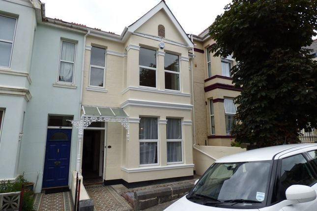 Thumbnail Property to rent in Bickham Park Road, Plymouth, Devon