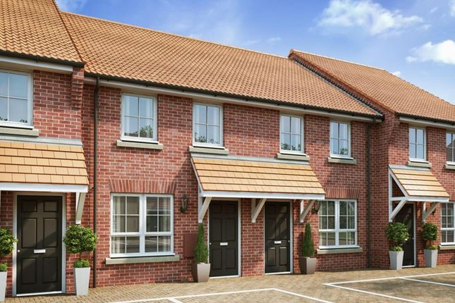"Thumbnail End terrace house for sale in ""Aldeburgh"" at Sir Williams Lane, Aylsham, Norwich"