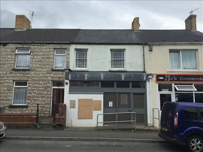 Thumbnail Retail premises for sale in 57 Commercial Street, Kenfig Hill