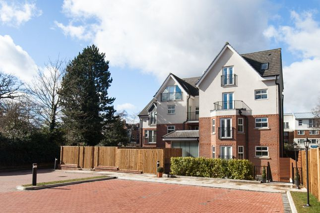 Thumbnail Flat for sale in Montague House, Montague Road, Edgbaston