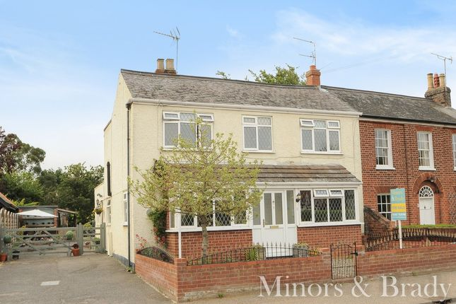 Thumbnail Semi-detached house for sale in Repps Road, Martham, Great Yarmouth