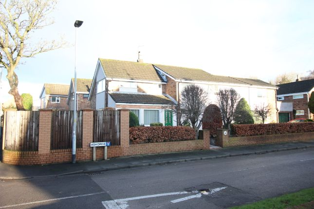 Thumbnail Detached house for sale in Ash Drive, Thornton-Cleveleys