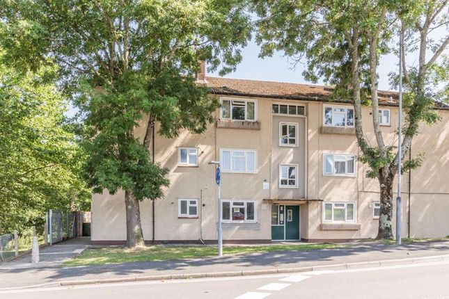 Thumbnail Flat for sale in Monnow Way, Bettws, Newport
