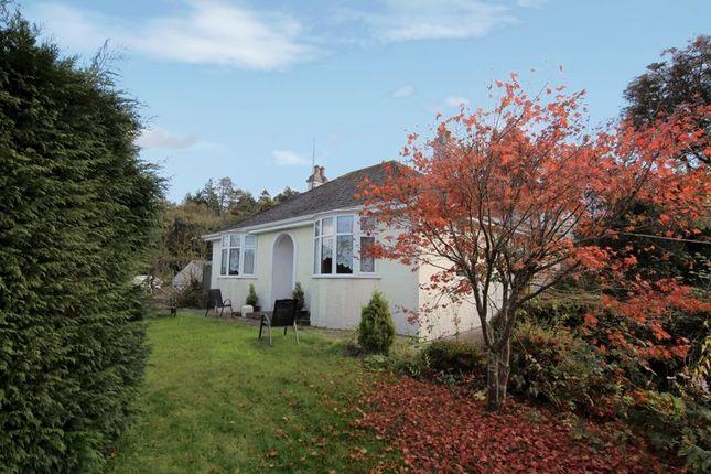 Thumbnail Bungalow for sale in Harrowbeer Lane, Yelverton