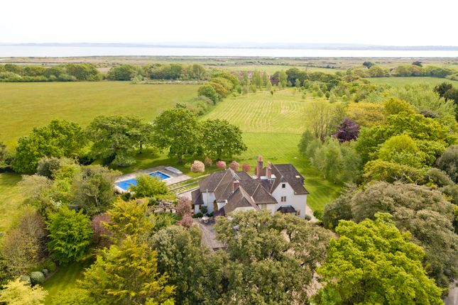 Thumbnail Detached house for sale in Chequers Green, Lymington, Hampshire
