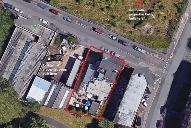 Thumbnail Land for sale in Moseley Street, Birmingham