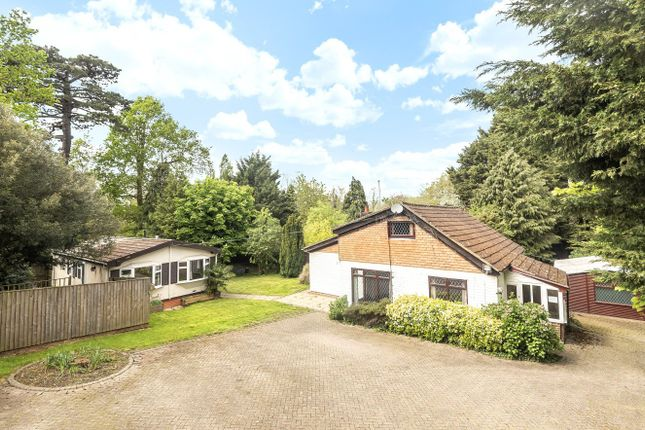 Thumbnail Detached bungalow for sale in 'the Firs', Common Lane, Titchfield