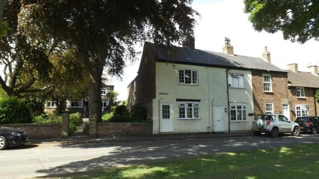 Thumbnail Terraced house for sale in Water End, Brompton, Northallerton
