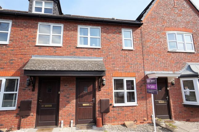 Thumbnail Terraced house for sale in Darlow Drive, Stratford-Upon-Avon