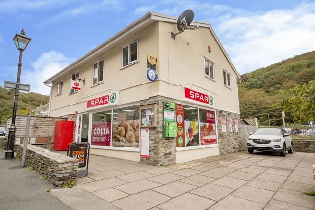 Thumbnail Retail premises for sale in Boscastle, Cornwall