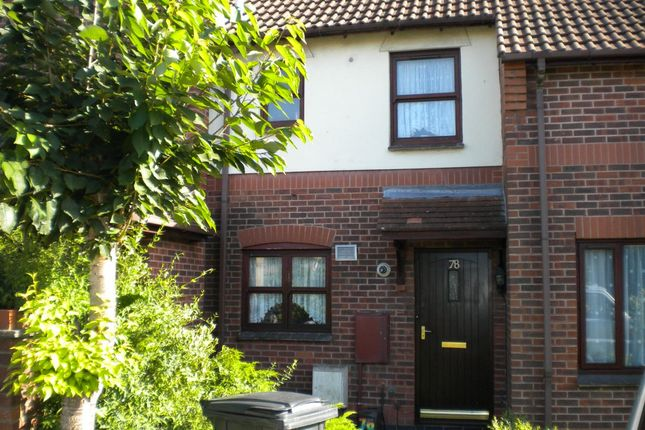 Thumbnail Terraced house to rent in Puttingthorpe Drive, Weston-Super-Mare