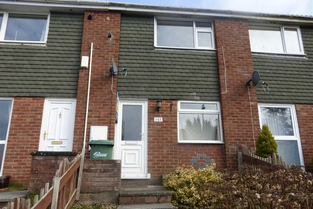 Thumbnail Terraced house to rent in Pen Y Cae, Mornington Meadows, Caerphilly