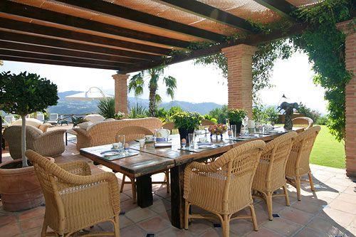 Terrace of Spain, Málaga, Benahavís