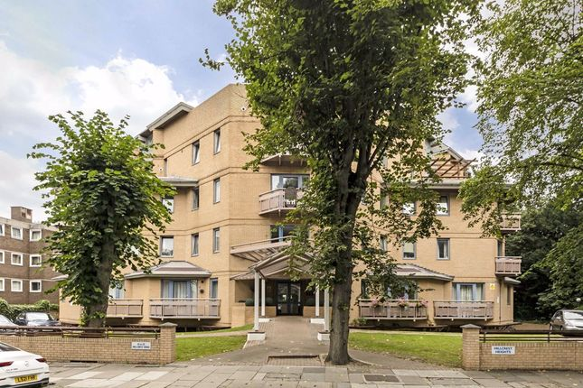 Thumbnail Flat to rent in Hillcrest Road, London