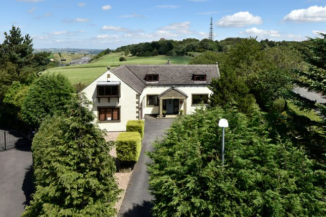 Thumbnail Detached house for sale in West Lodge Crescent, Fixby, Huddersfield
