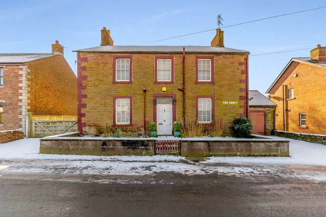 Thumbnail Detached house for sale in Hethersgill, Carlisle, Cumbria
