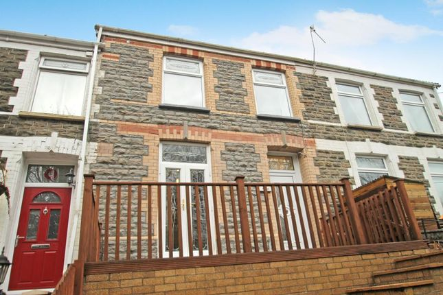Thumbnail Terraced house for sale in Gladstone Place, Tredegar, Blaenau Gwent