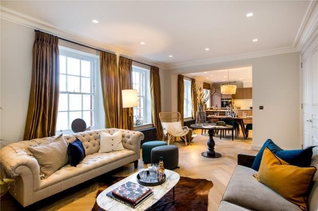 Thumbnail Flat for sale in Hampstead Manor, Hampstead Manor