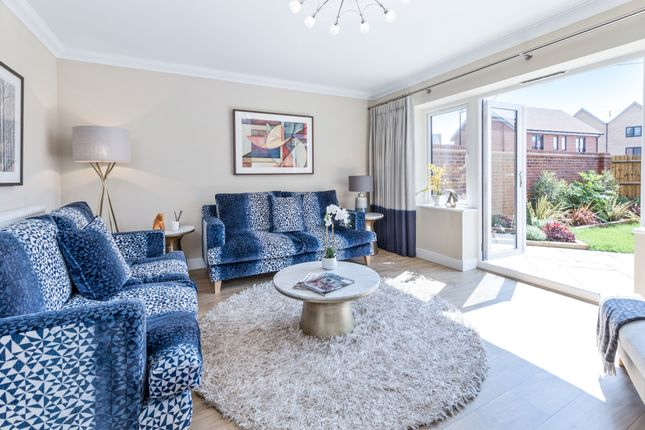 Thumbnail Semi-detached house for sale in Reading Gateway, Imperial Way, Reading, Berkshire