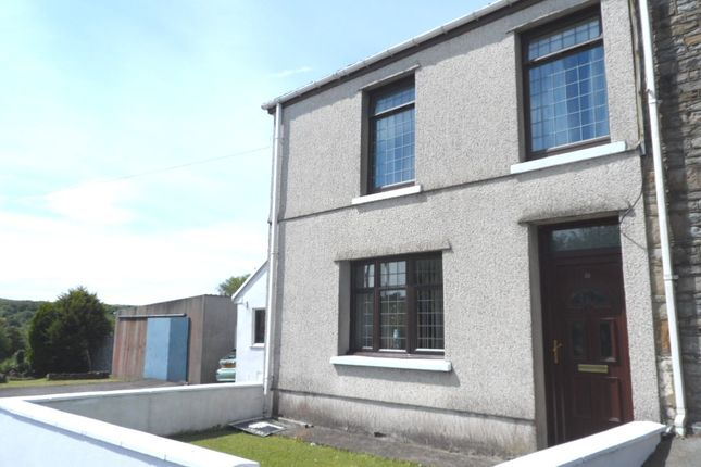 Thumbnail Semi-detached house for sale in Heol Y Meiciau, Pontyates, Llanelli, Carmarthenshire, West Wales