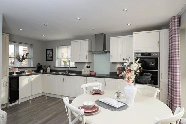 """Thumbnail Detached house for sale in """"Alnwick"""" at Blackthorn Crescent, Brixworth, Northampton"""