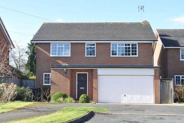 Thumbnail Detached house for sale in West Farm Drive, Ashtead