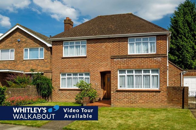Thumbnail Detached house for sale in Church Close, West Drayton, Middlesex