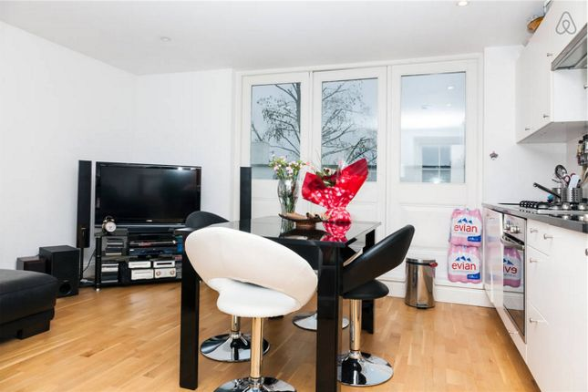 Thumbnail Flat to rent in Ellerslie Road, London