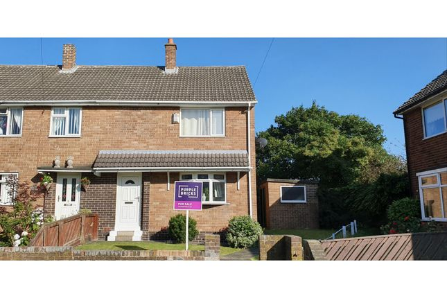 Thumbnail Semi-detached house for sale in Abbey Drive, Houghton Le Spring
