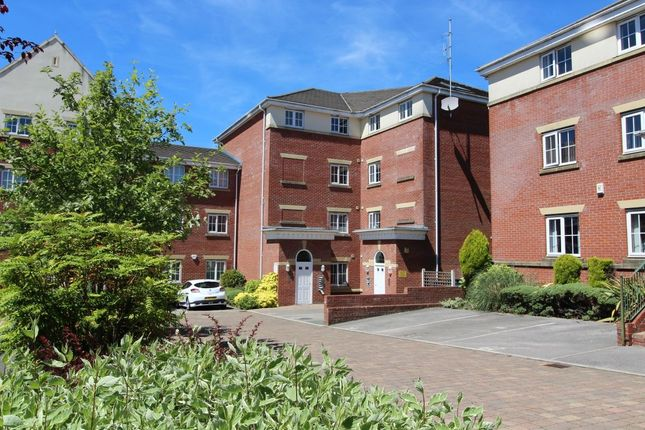 Thumbnail Flat to rent in Derby Court, Bury