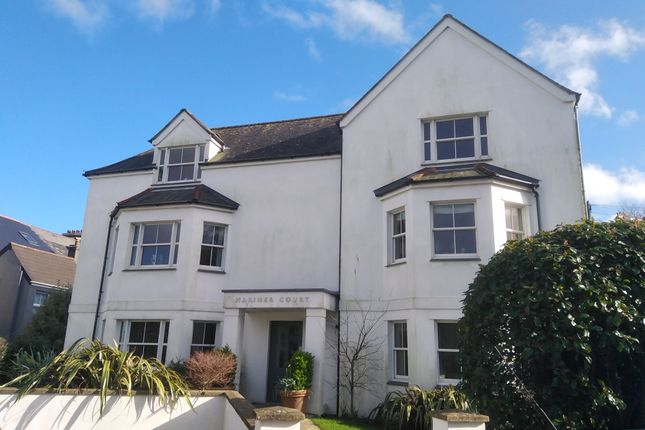 2 bed flat to rent in Avenue Road, Falmouth TR11