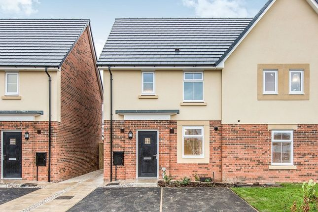 Thumbnail Semi-detached house to rent in Rh Towneley Parade, Longridge, Preston