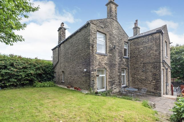 Thumbnail Semi-detached house for sale in Holroyd Hill, Wibsey, Bradford