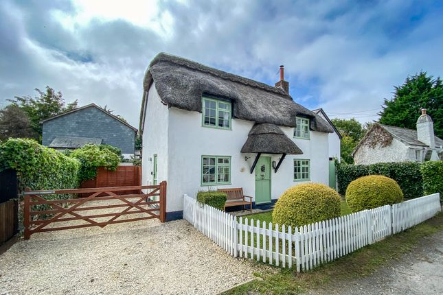 Thumbnail Cottage for sale in The Leat, Stratton, Bude