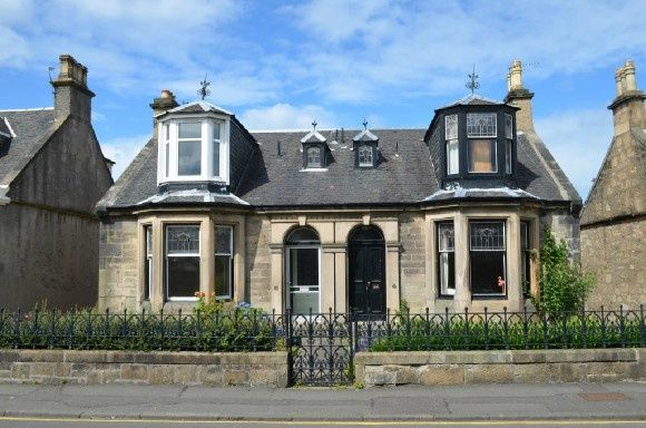 Thumbnail Semi-detached house to rent in Weir Street, Falkirk